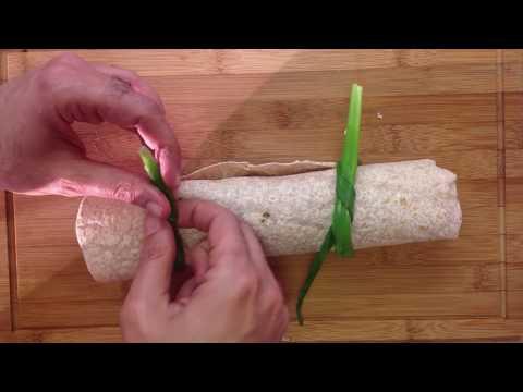 how to make Vegan cauliflower burrito