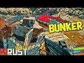 Rust Vanilla 👑 Bunker FULL LOOT | Counter Raid