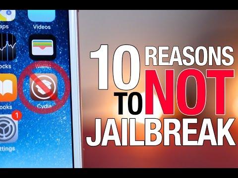 Top 10 Reasons NOT To Jailbreak iOS 9 & 10