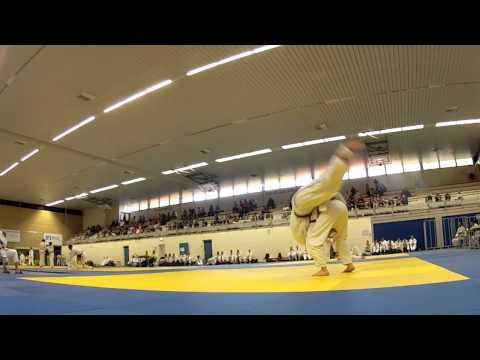 Judo Black Belt Exam Mark Roos