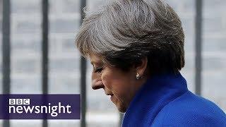 How long will Theresa May last? - BBC Newsnight