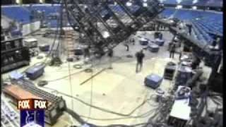 WWE Extreme Rules - Behind the Scenes