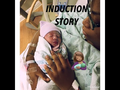 LABOR AND DELIVERY STORY | CASTOR OIL INDUCTION