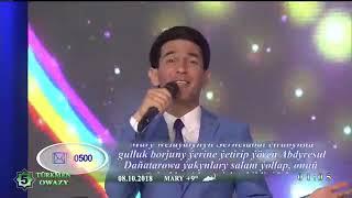 Batyr Muhammedow   Gözel   2018 (Konsert)