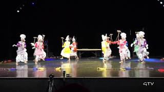 Shan E Punjab Seniors @ Bhangra Idols 2014: The Battle
