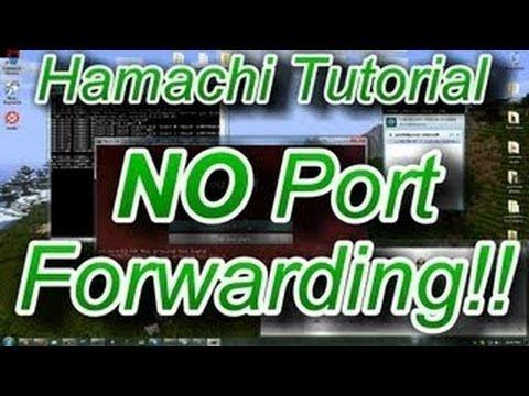 How to - Set Up a Tekkit Server Using Hamachi