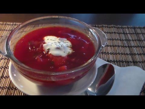 Beet Soup - Weight Control - Magic Plan