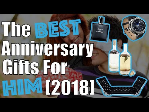 20 Best Anniversary Gift Ideas For Him: Unique & Special Anniversary Gifts For Boyfriend Or Husband!