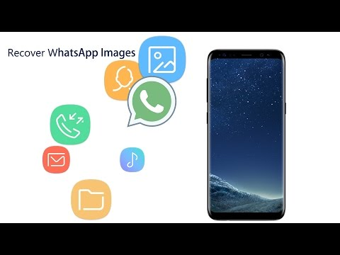How to Retrieve Deleted WhatsApp Images from Samsung