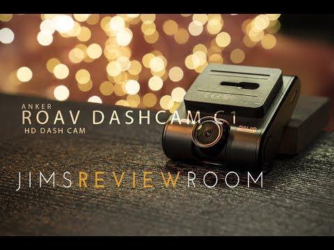 Anker Roav C1 Dashcam - REVIEW