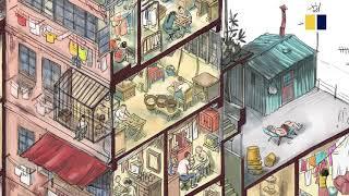 Inside Hong Kong's Kowloon Walled City