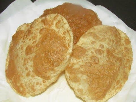 Bhature using Soda Water | How to make Quick Bhatura Recipe | Restaurant Style Bhature