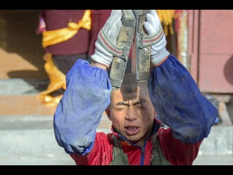 TIBET: the Old city and Monasteries of LHASA