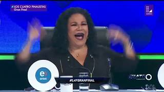 Ray BG / Mix Perú / Los Cuatro Finalistas / La Final