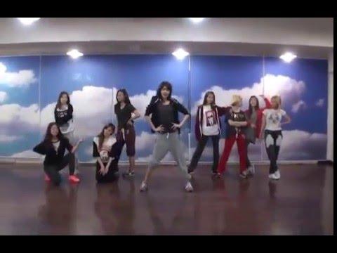 SNSD - I Got A Boy (Dance Practice) 2
