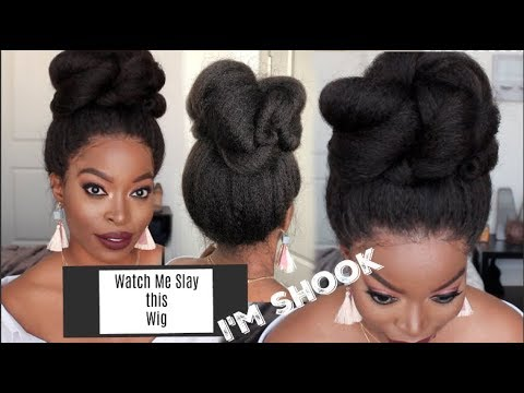 WATCH ME SLAY THIS  Full Lace WIG: Styles, Tips and Secrets Revealed (Wig Removal)