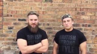 British Strong Style have an explanation... of sorts