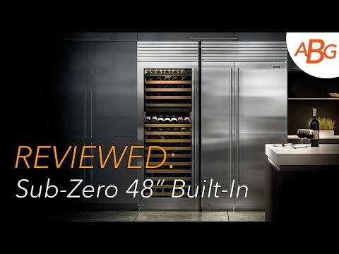 VIDEO REVIEW: Sub-Zero BI-48SID/S/TH - 48