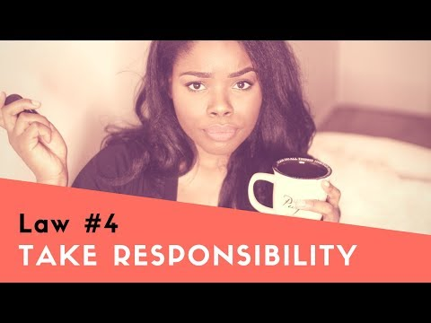 Take Responsibility for YOUR Feelings