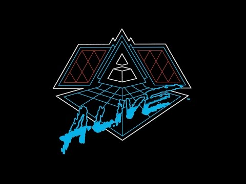 Daft Punk - Around the World / Harder, Better, Faster, Stronger (Official audio)