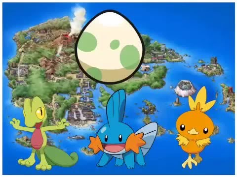 how to get Treecko, Torchic and Mudkip egg on Pokemon omega ruby and alpha sapphire