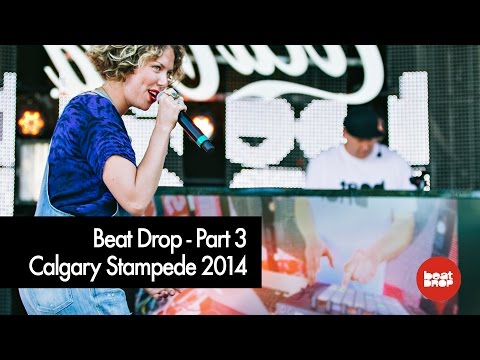 Calgary Stampede 2014 - Part 3 of 5 - Coke Stage - Game of Thrones Remix