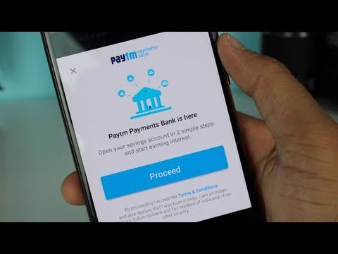 How To Open a Paytm Bank Account Easily ! 🔥🔥
