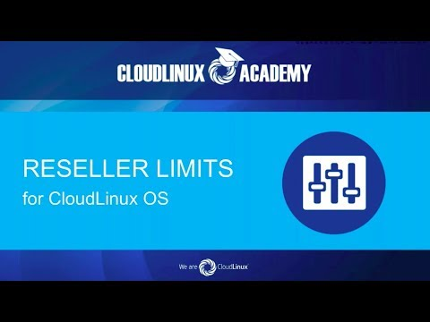 Reseller limits in CloudLinux OS: A Deep Dive.