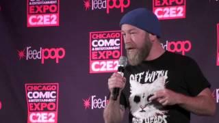 Comedy Mutant C2E2 2014
