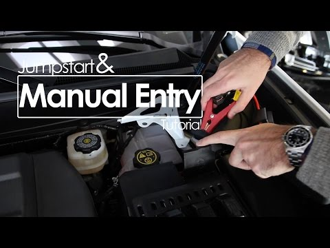 SRX Jumpstart and Manual Entry | Tutorial