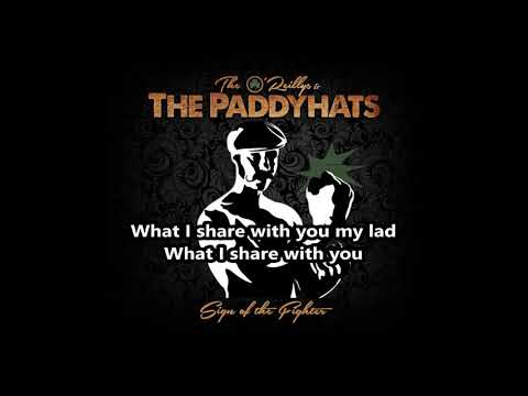 The O'Reillys and the Paddyhats -  Barrels of Whiskey -  Lyrics