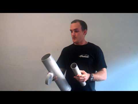 DIY Foam Roller