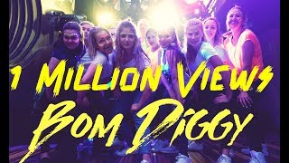 BOM DIGGY DANCE VIDEO IN FINLAND