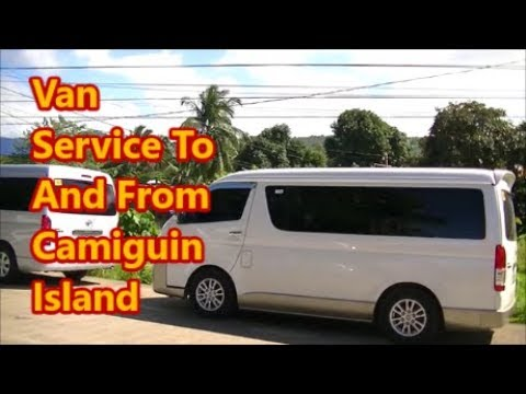 Van Service To And From Camiguin Island