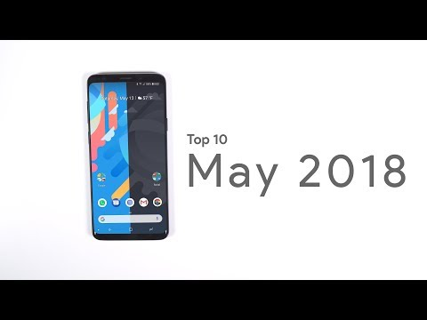 Best Android Apps -  May 2018!