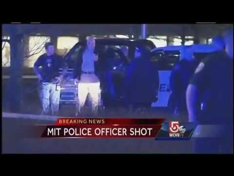 MIT Police Officer Shot And Killed On School Campus (4-18-13)
