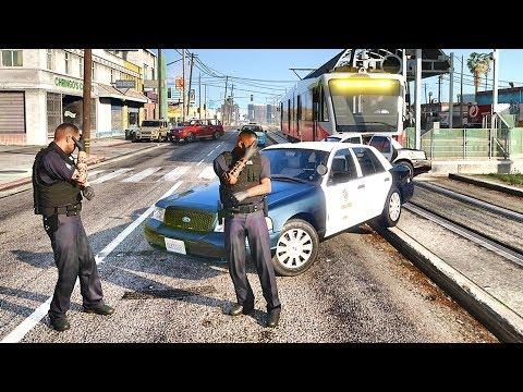 GTA 5 MOD LSPDFR 9 (GTA 5 MOD)
