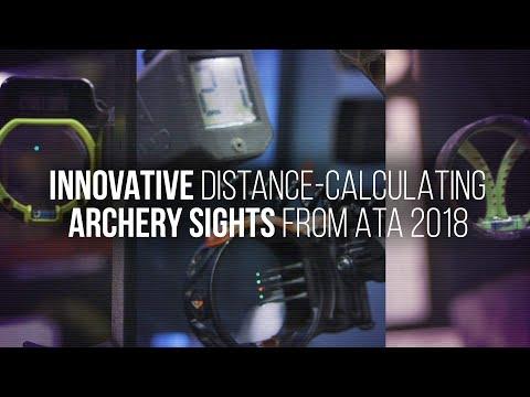 Innovative Distance-Calculating Archery Sights I ATA 2018