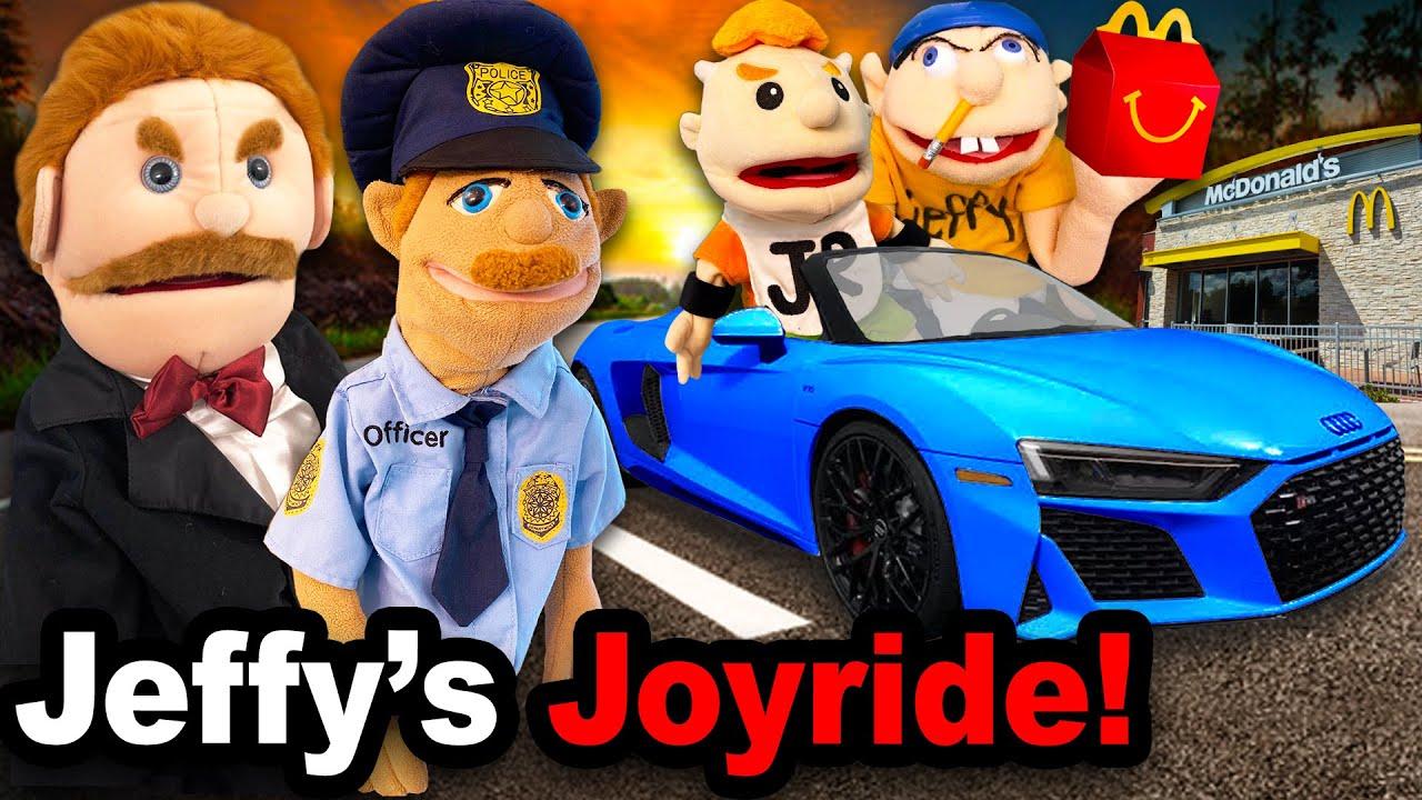 SML Movie: Jeffy's Joyride!