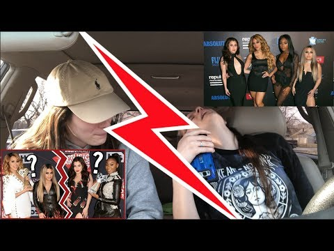 FIFTH HARMONY IS BREAKING UP  