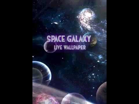 Space Galaxy Live Wallpaper 🌌 Gif Animated Images