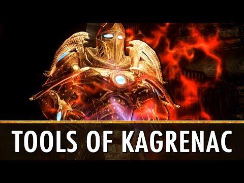 Skyrim Mod: The Tools of Kagrenac