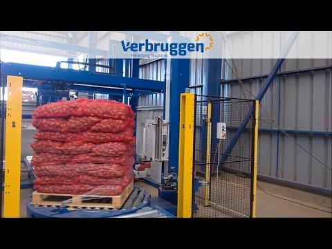 VPM-5p - Palletizing Potato bags 25kg