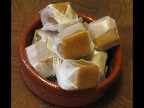 Soft Caramels  & Caramel Apples     Marjorie's Candies