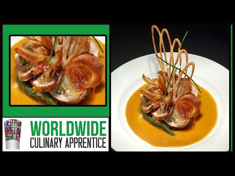 15 Ways to Plate Chicken -  Food Plating - Food Decoration - Food Garnishes - Food Arts