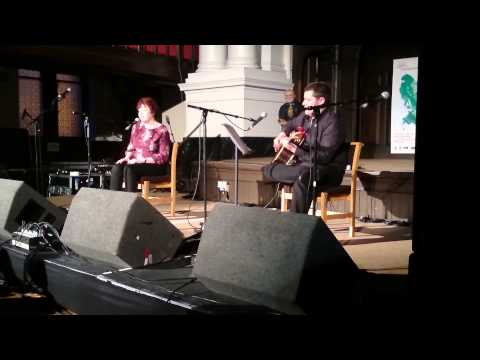 Eve Williams at Celtic Connections 2014: Our Flat in Chelsea