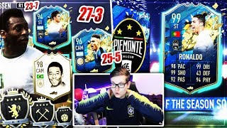 FIFA 20: ICON ROULETTE SBC PACK OPENING! WL MIT 98 PELE (ROAD TO ELITE 1) 🔥🔥