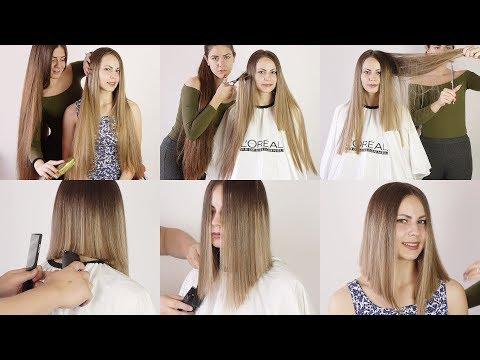 Hair2U - Harisa Long Bob Haircut Preview