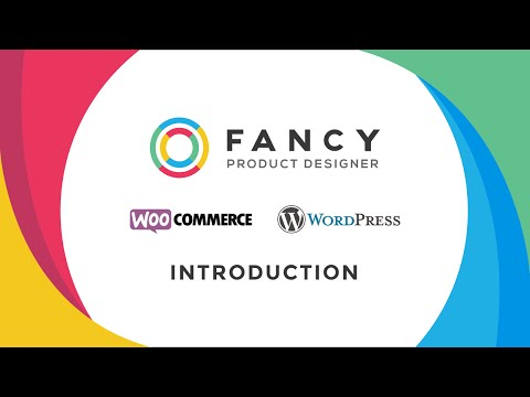 Fancy Product Designer - WooCommerce/WordPress Plugin | Introduction