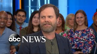 Rainn Wilson reveals who he would kill off on a reboot of